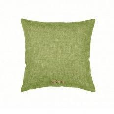 Подушка декоративная 40 x 40 рогожка оливка
