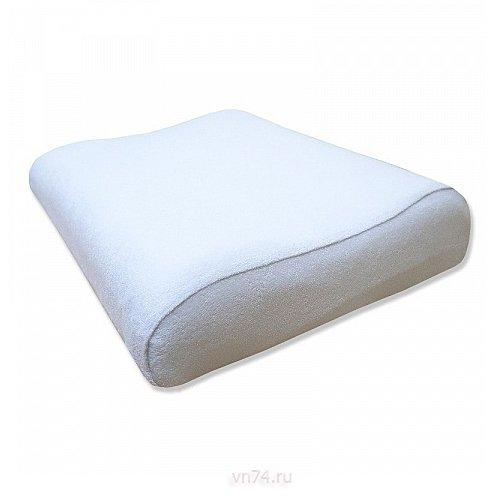 Подушка ортопедическая с эффектом памяти Memory foam 55x35x10