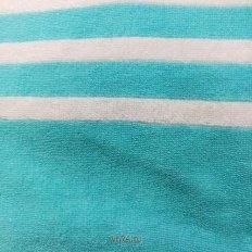 Полотенце махровое Aquarelle Круиз полосы Аква