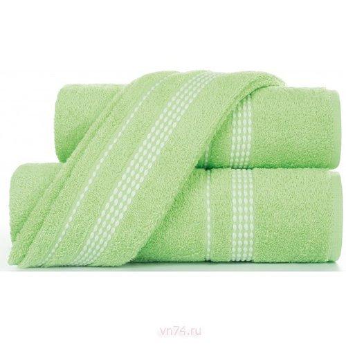 Полотенце махровое Aquarelle Лето светло-зеленый