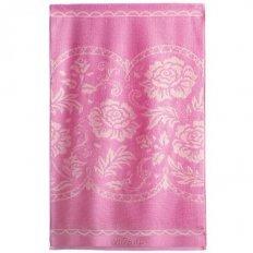 Полотенце махровое Aquarelle Розы Нежно-розовый орхидея 2