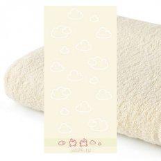 Полотенце махровое Aquarelle Свинки Вид 3 ваниль