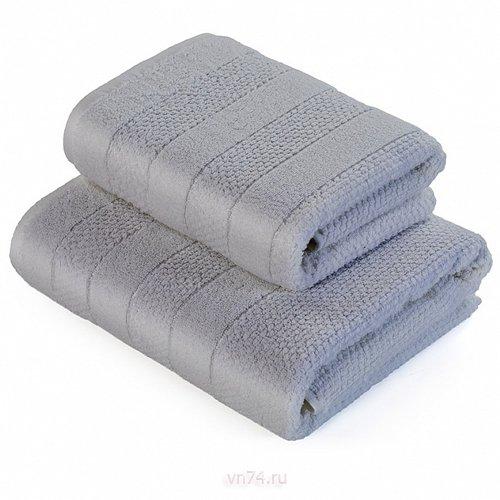 Полотенце махровое Verossa Milano холодный серый