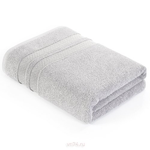Полотенце махровое Verossa Reticolo Холодный серый