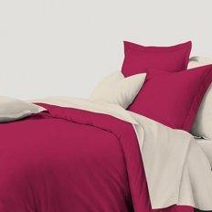 Постельное белье Колорит Дерзкий пурпурный (микросатин)