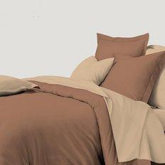 Постельное белье Колорит Шоколадная паста (микросатин)