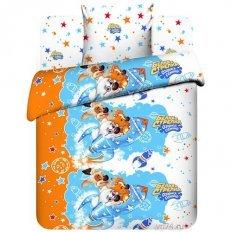 Детское постельное белье Белка Тинейджер 7980 (бязь-люкс)
