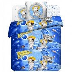 Детское постельное белье Белка Тинейджер 9128 (бязь-люкс)