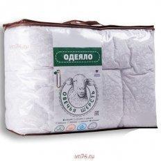 Одеяло овечья шерсть ГOCT Лунный сад стеганное классическое