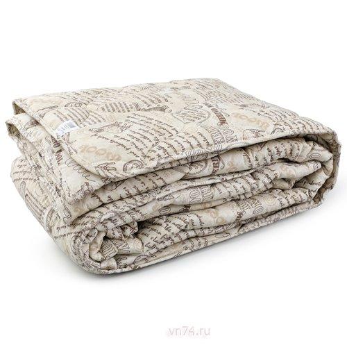 Одеяло овечья шерсть Волшебная ночь Меринос классическое