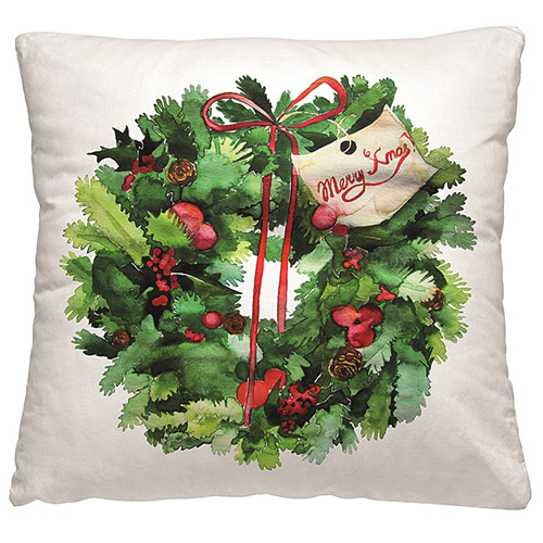 Подушка декоративная 40 x 40 Merry Christmas