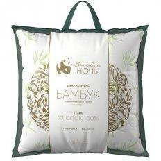 Подушка бамбук Волшебная ночь (хлопок)