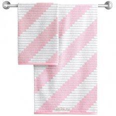 Полотенце махровое Aquarelle Сиэтл Розовый пион