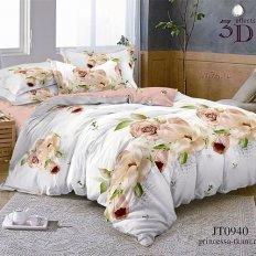 Постельное белье лето-зима Принцесса на горошине 3D JT0940 (поплин)