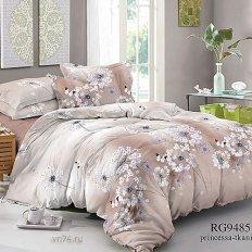Постельное белье лето-зима Принцесса на горошине RG9485 (поплин)