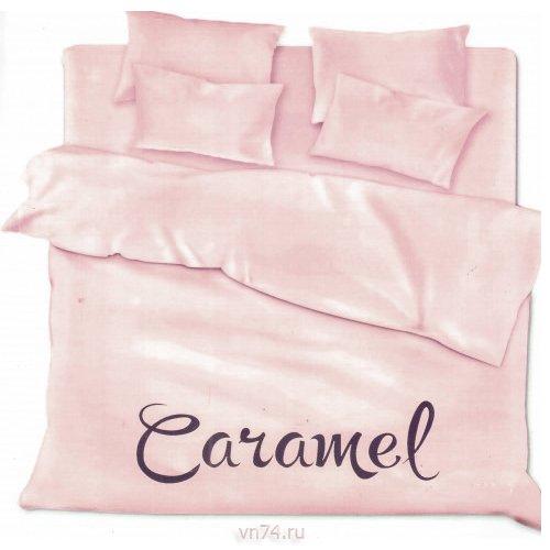 Постельное белье Принцесса на горошине Caramel S6038 (поплин)