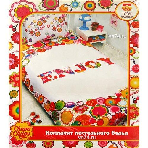 Детское постельное белье Mona Liza Chupa-Chups Наслаждение (бязь-люкс)