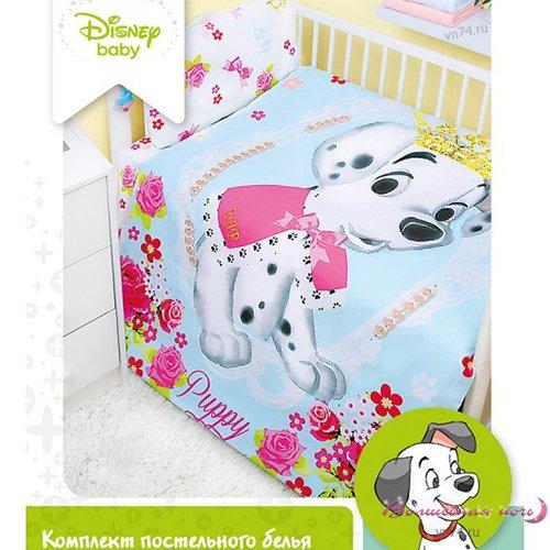 Детское постельное белье Mona Liza Далматинец Винтаж (бязь-люкс)