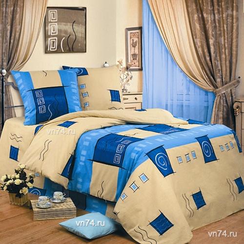 Постельное белье Любимый дом Дюна 1 (бязь-гост)