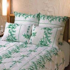 Подушка бамбук Green Line (микрофибра)