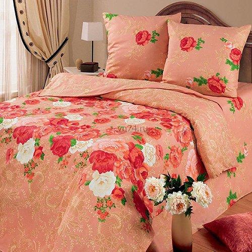 Постельное белье Любимый дом Хохлома1 (бязь-гост)