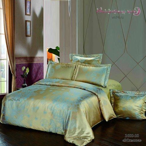 Постельное белье Versailles Мимоза (жаккард)