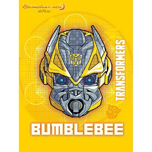 Детский плед Transformers Bumblebee (флис)