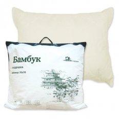 Подушка бамбук натуральный