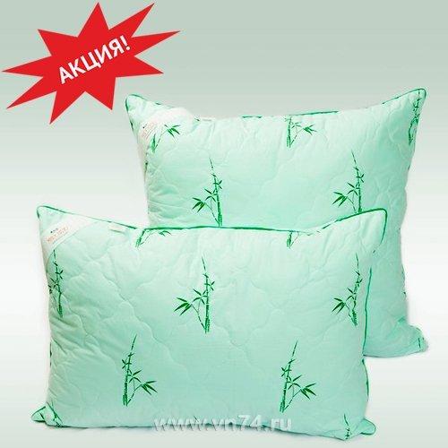Подушка бамбук Столица Текстиля