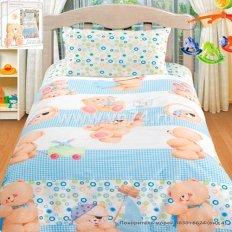 Детское постельное белье Покоритель морей 4 (поплин)