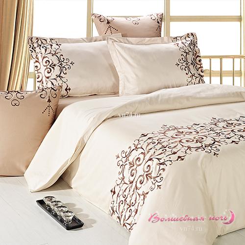 Фото постельного белья с вышивками